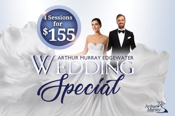 Arthur Murray Edgewater Wedding Dance Lessons